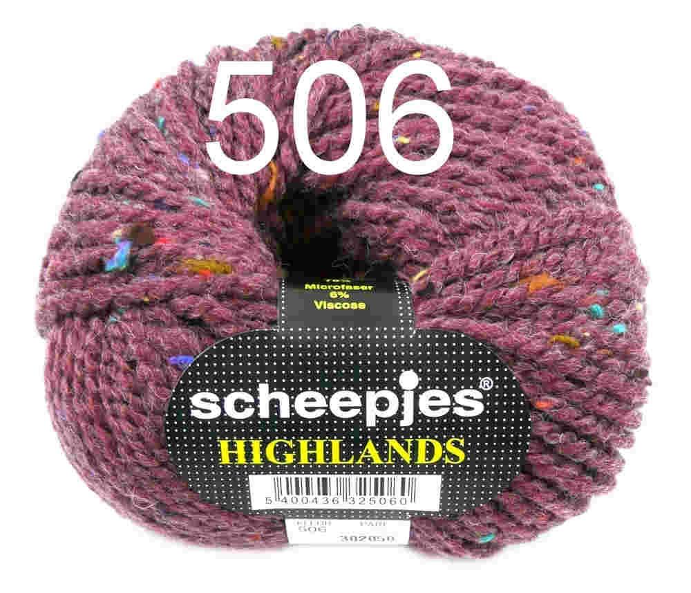 Scheepjeswol Highlands 506