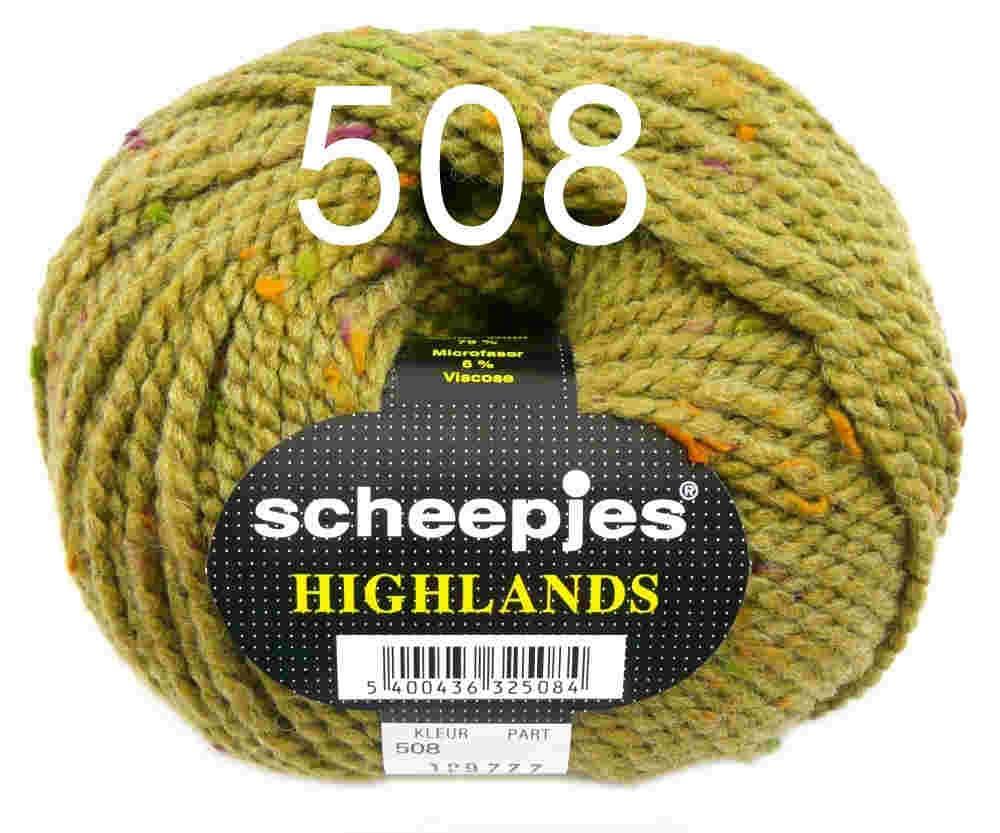 Scheepjeswol Highlands 508