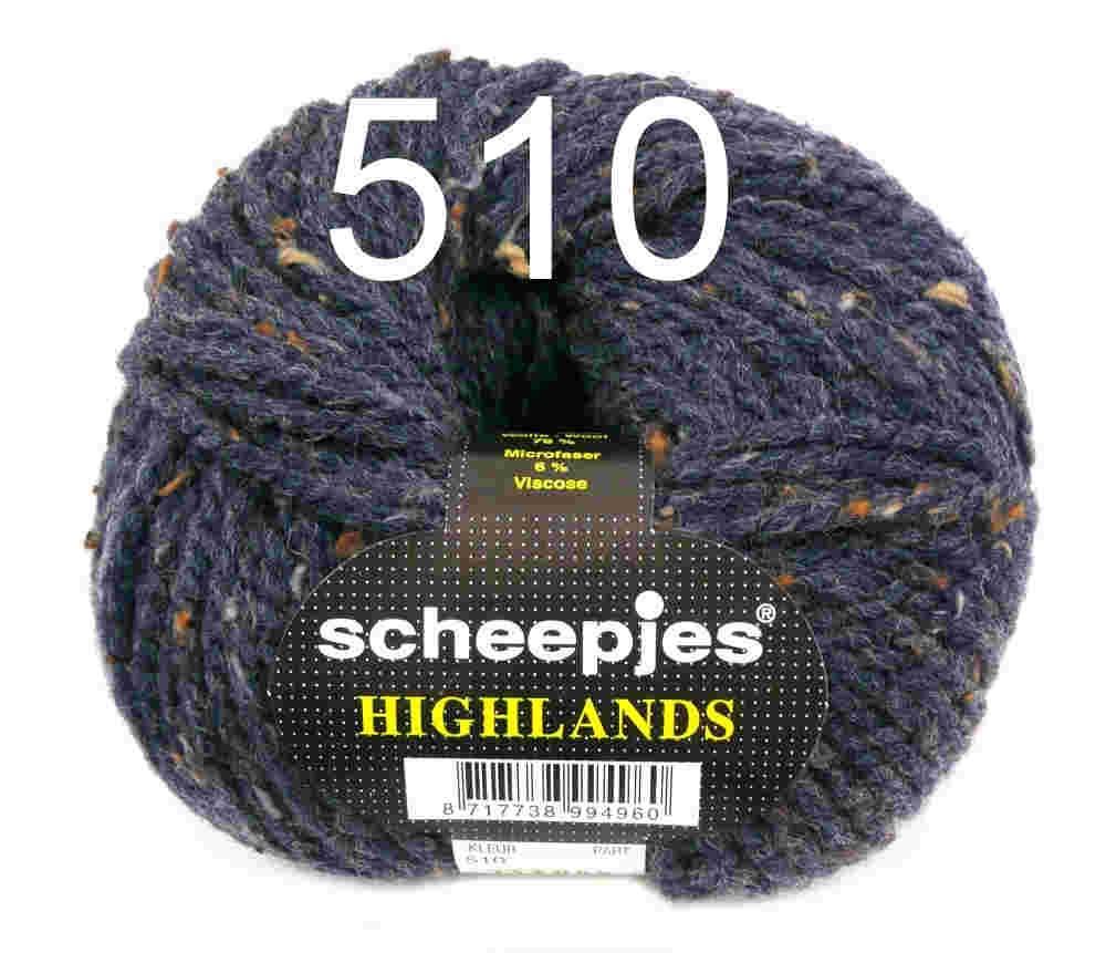 Scheepjeswol Highlands 510