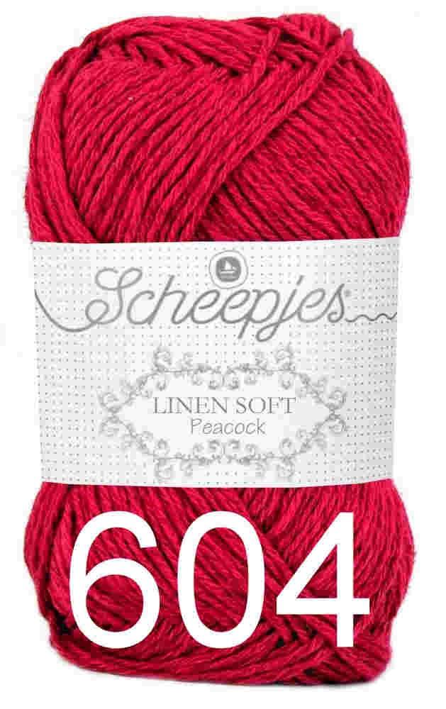 Scheepjeswol Linen Soft 604