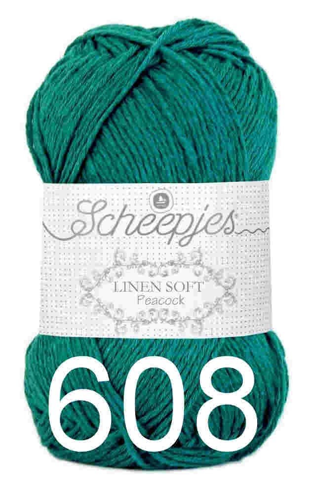 Scheepjeswol Linen Soft 608