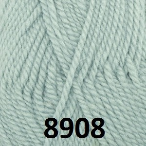 Nepal 8908 Aqua blauw