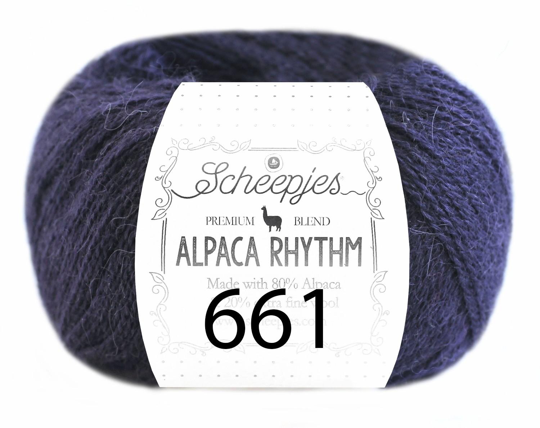 Scheepjes- Alpaca Rhythm 661 Vogue