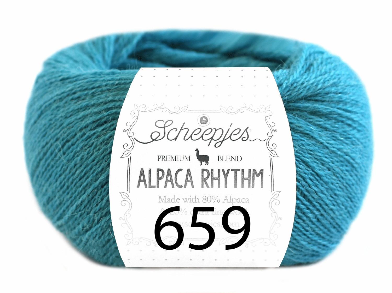 Scheepjes- Alpaca Rhythm 659 Lindy