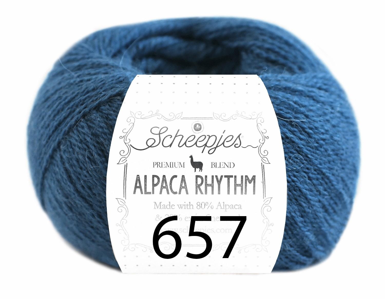 Scheepjes- Alpaca Rhythm 657 Charleston