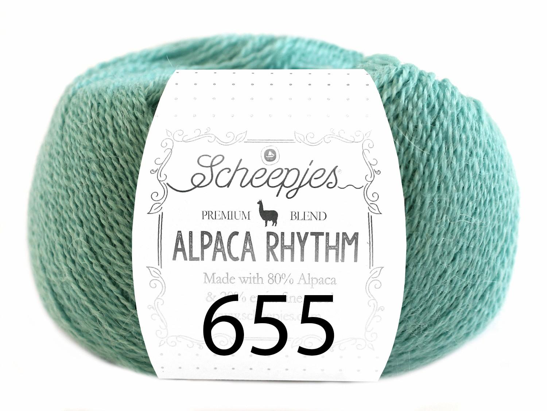 Scheepjes- Alpaca Rhythm 655 Twist