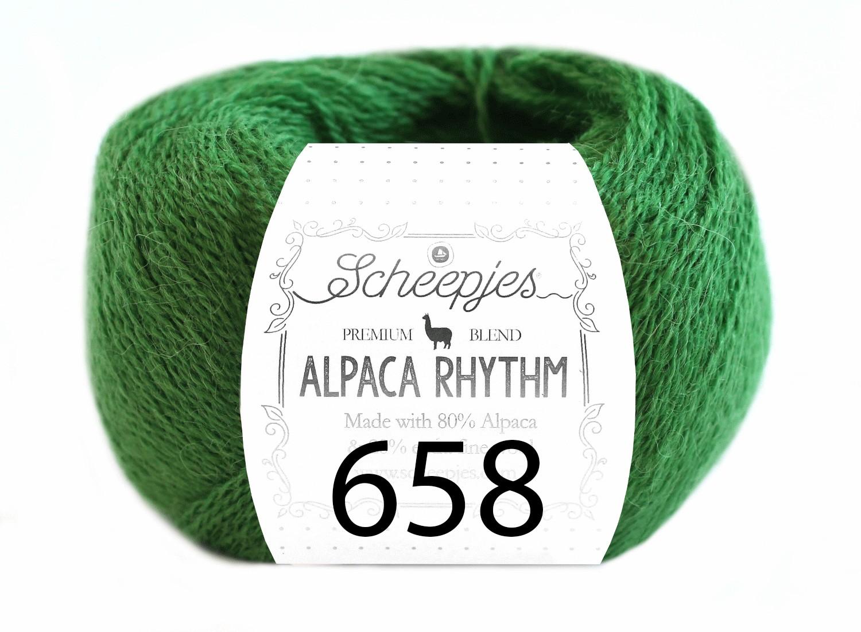 Scheepjes- Alpaca Rhythm 658 Boogie