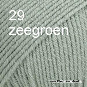29 zeegroen