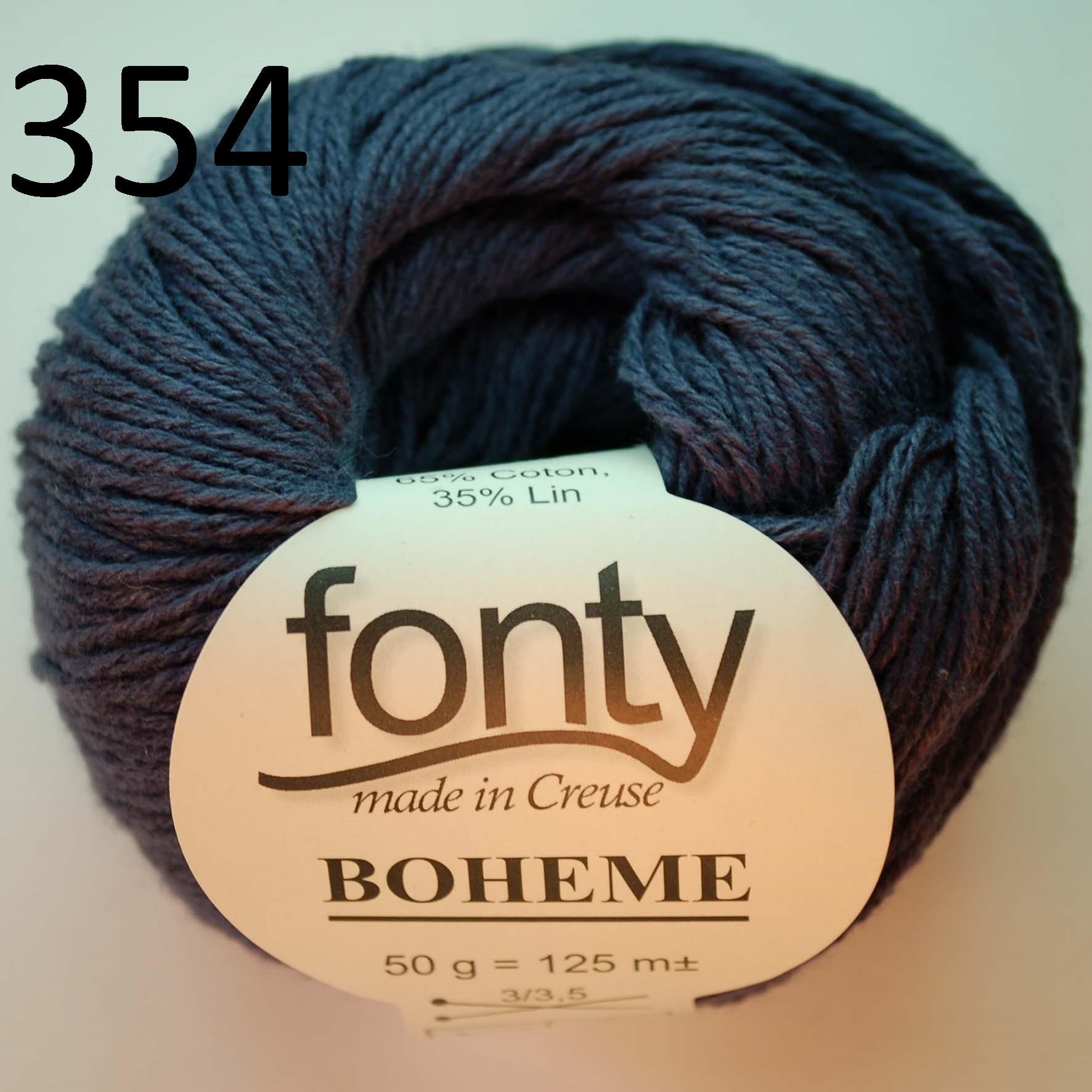 Boheme 354