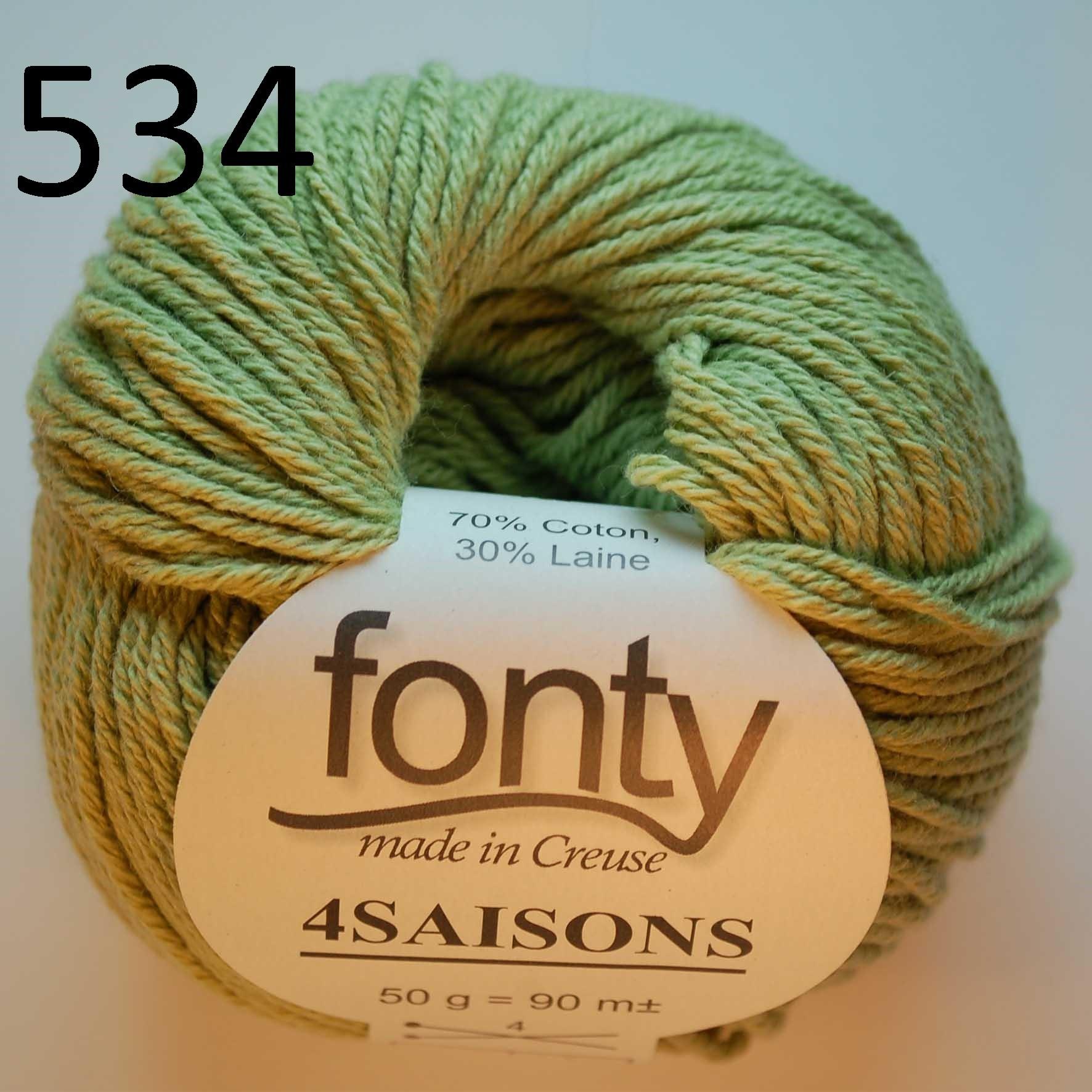 4 Saisons 534