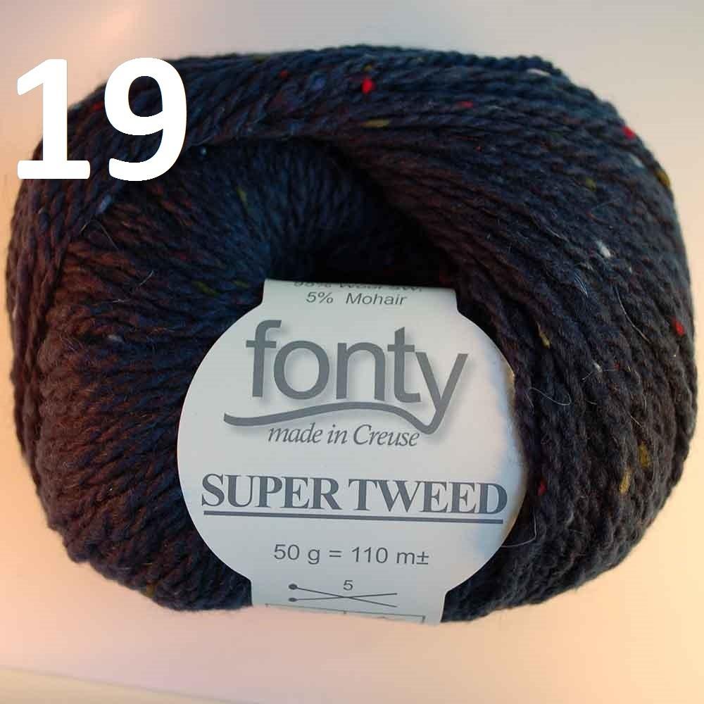 Supertweed 19