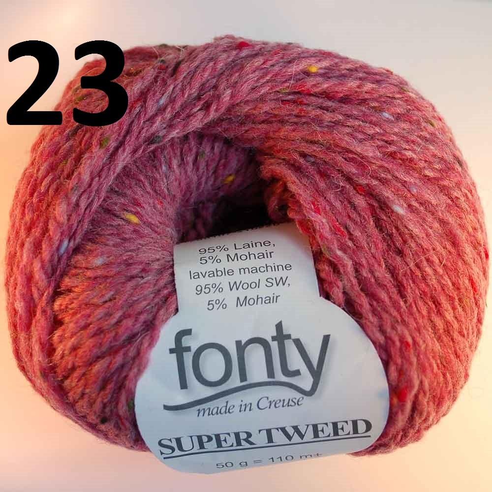 Supertweed 23