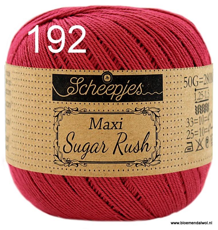 Maxi Sugar Rush 192