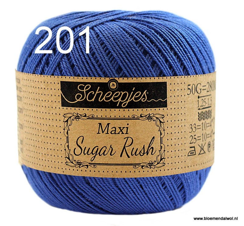 Maxi Sugar Rush 201