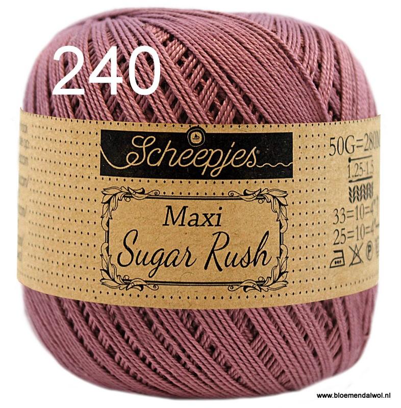 Maxi Sugar Rush 240