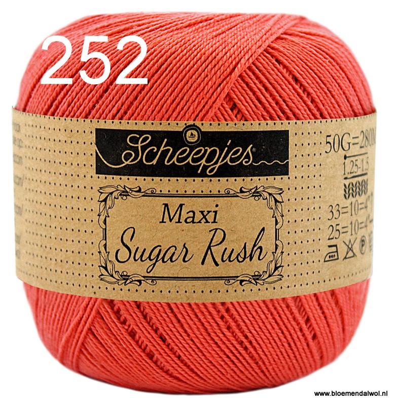 Maxi Sugar Rush 252