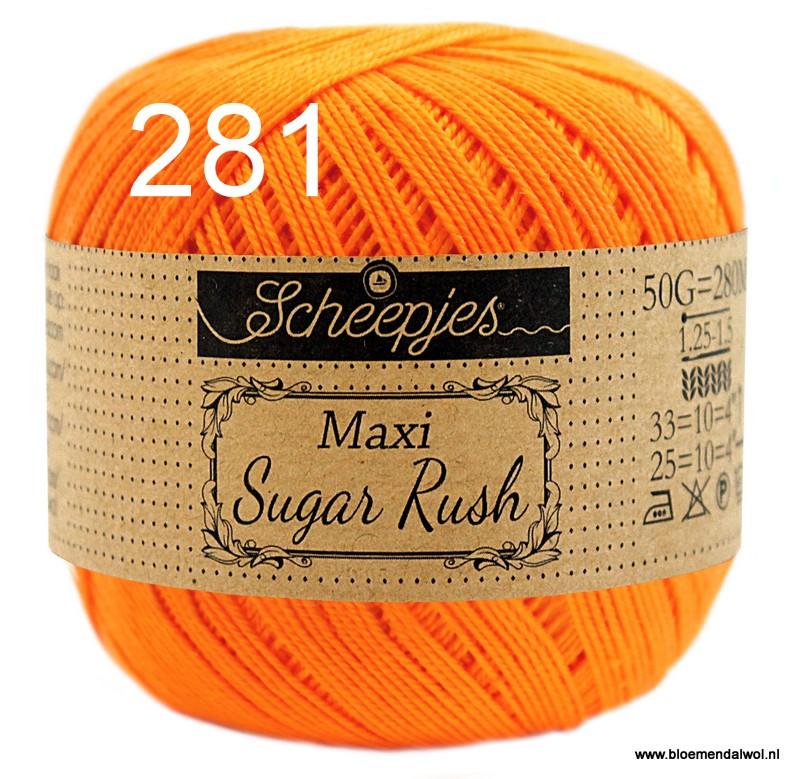 Maxi Sugar Rush 281