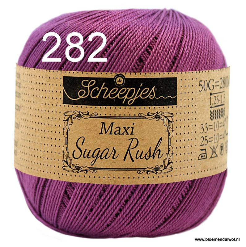 Maxi Sugar Rush 282