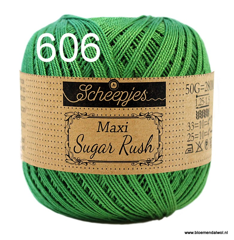 Maxi Sugar Rush 606