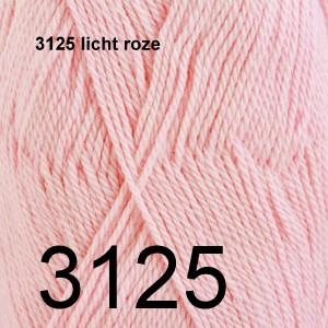 BabyAlpaca Silk 3125 licht roze