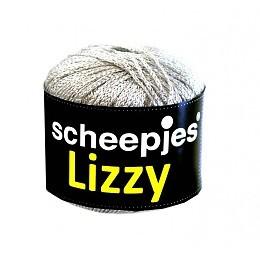 Scheepjeswol Lizzy zilver 2