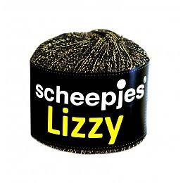 Scheepjeswol Lizzy zwart goud 10