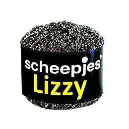 Scheepjeswol Lizzy zwart zilver 11
