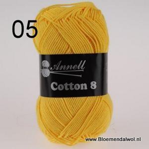 ANNELL Coton 8 -05