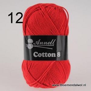 ANNELL Coton 8 -12
