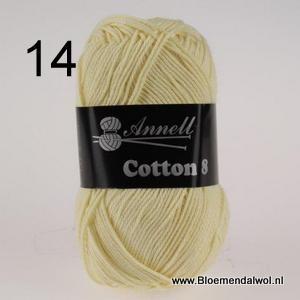 ANNELL Coton 8 -14