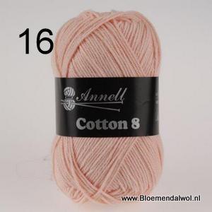 ANNELL Coton 8 -16
