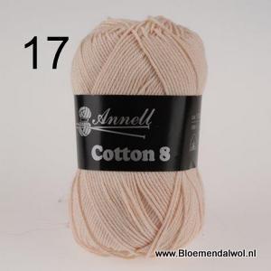 ANNELL Coton 8 -17