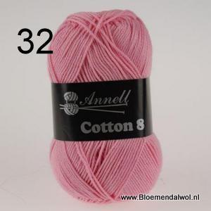 ANNELL Coton 8 -32