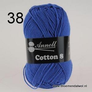 ANNELL Coton 8 -38