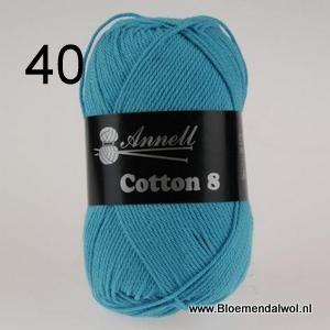 ANNELL Coton 8 -40