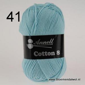ANNELL Coton 8 -41