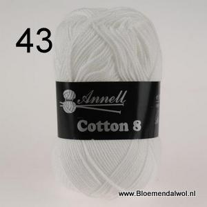 ANNELL Coton 8 -43