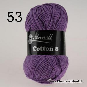 ANNELL Coton 8 -53