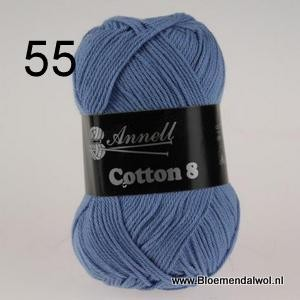 ANNELL Coton 8 -55