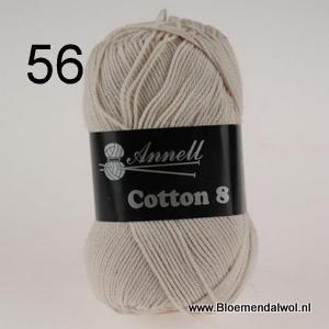 ANNELL Coton 8 -56