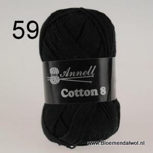 ANNELL Coton 8 -59