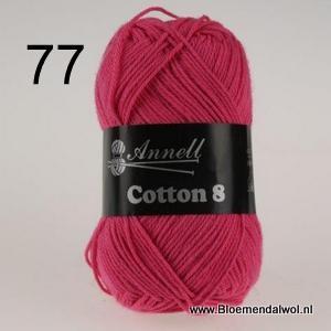 ANNELL Coton 8 -77