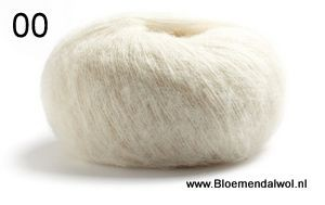 LAMANA Cusi 00 wool white
