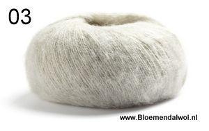 LAMANA Cusi 03 silk grey
