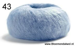 LAMANA Cusi 43 pastel blue