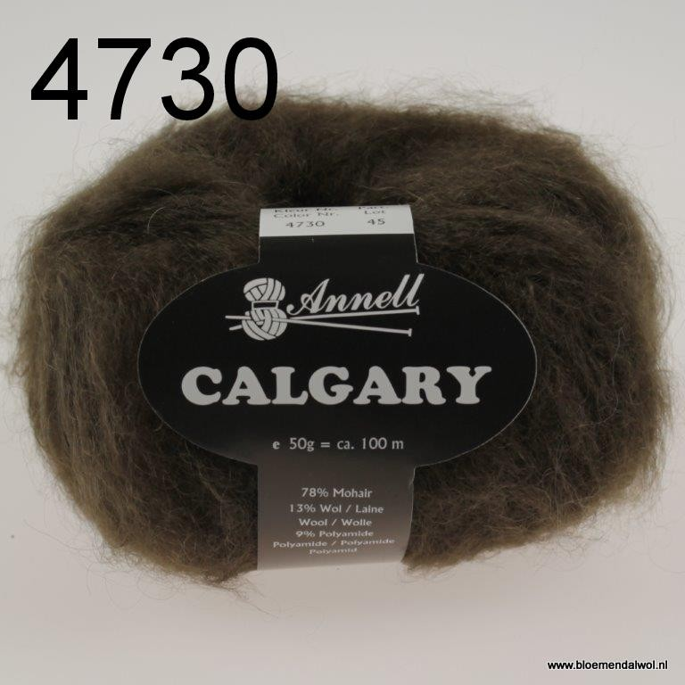 ANNELL Calgary 4730