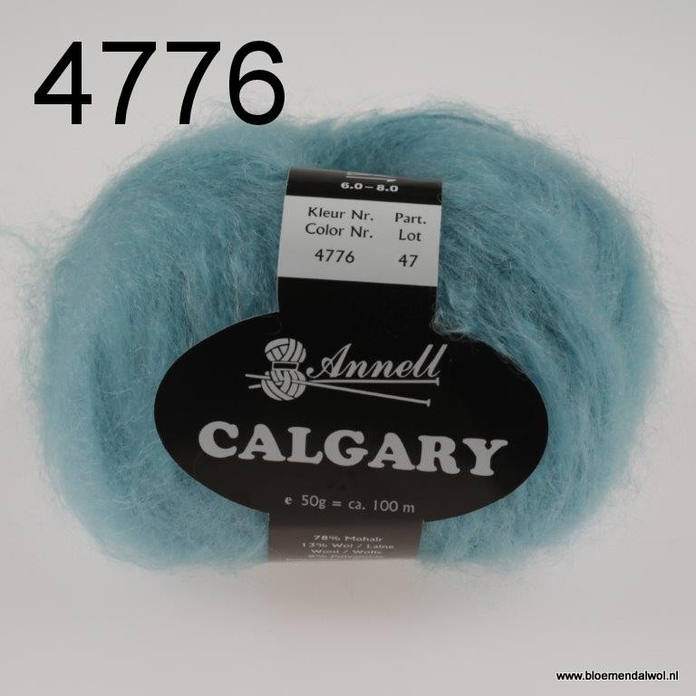 ANNELL Calgary 4776