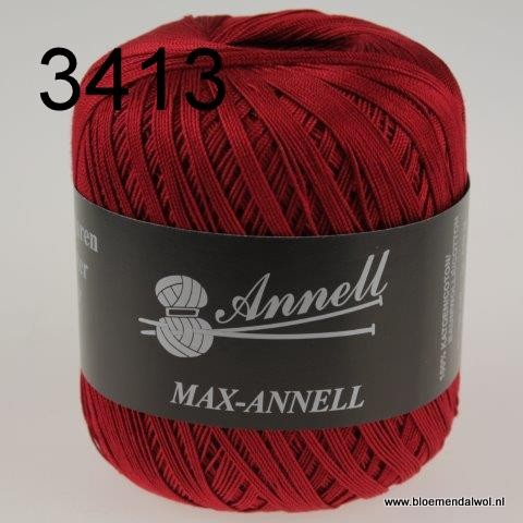 ANNELL Max 3413