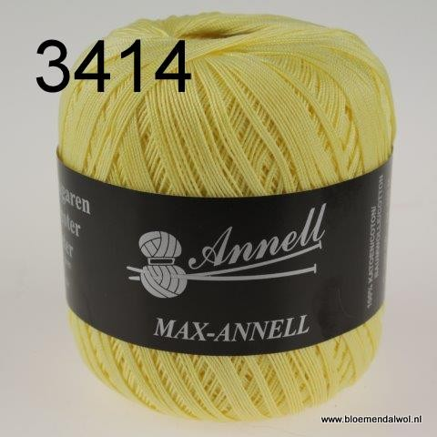 ANNELL Max 3414