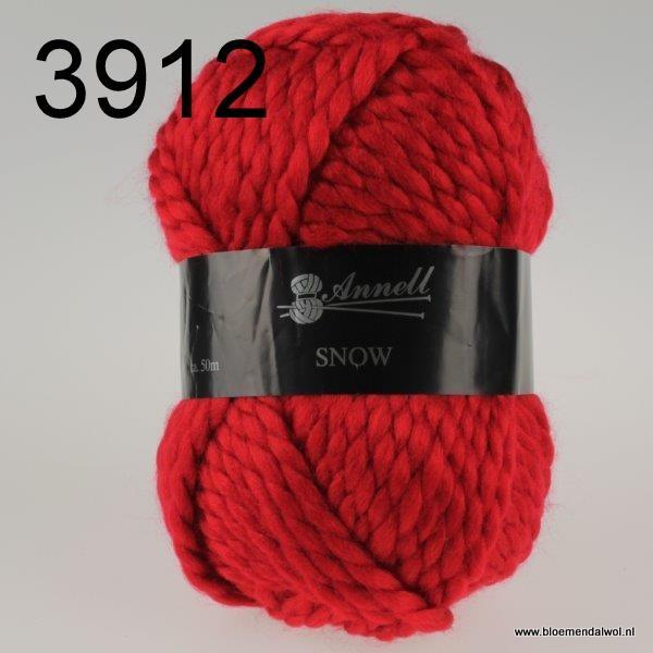 ANNELL Snow 3912